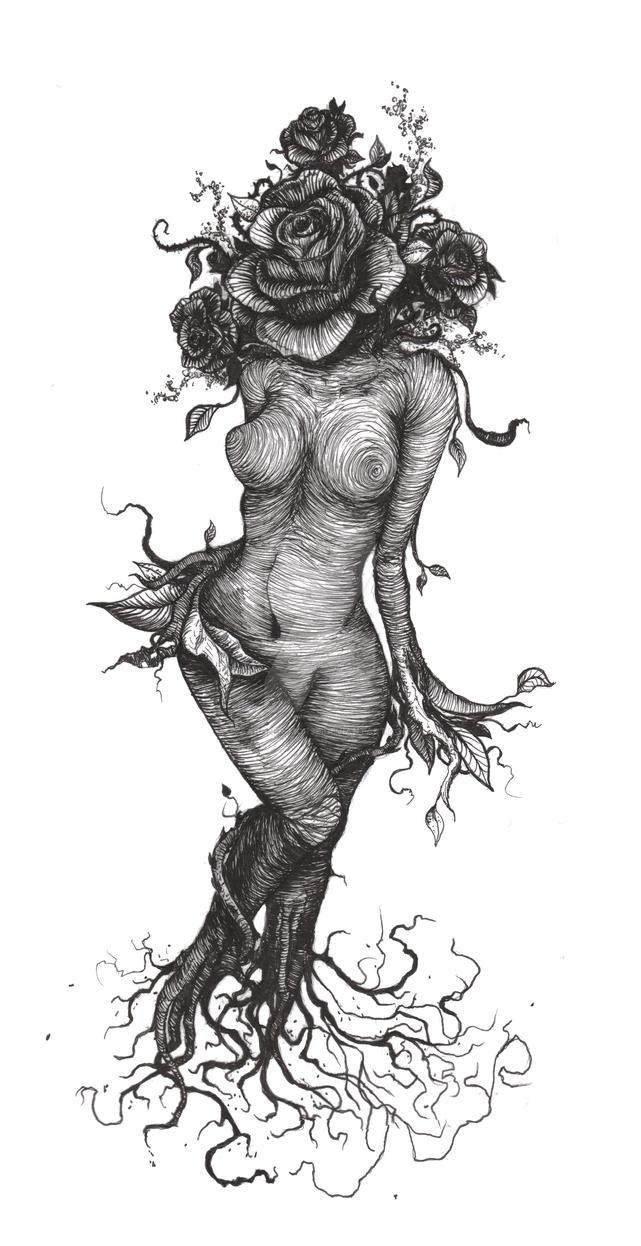 Flourish by Aaron-R-Morse