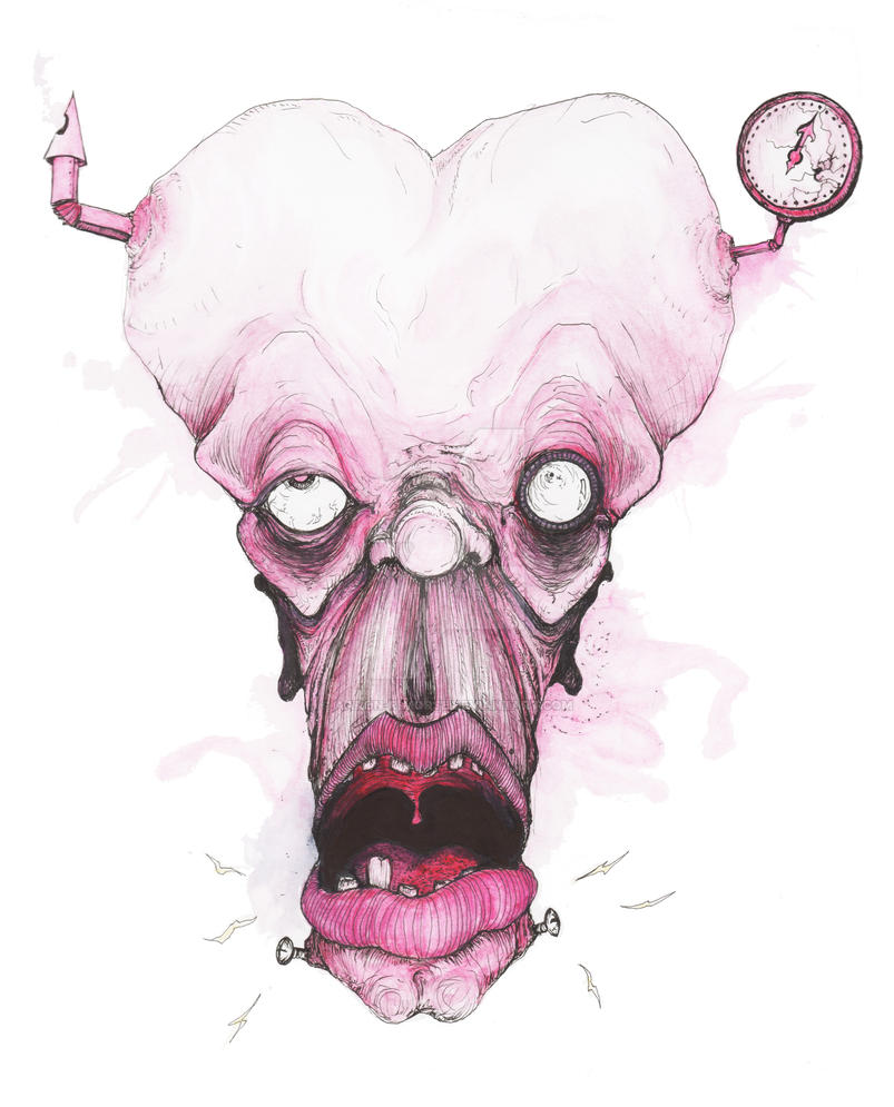 Frankenberry by Aaron-R-Morse