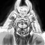 Shingen Takeda by WhistleSHO