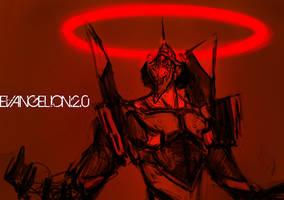 EVANGELION by WhistleSHO