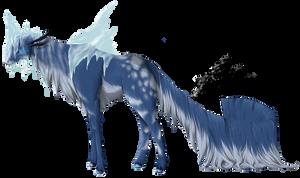 Tundra Creature [Sold]