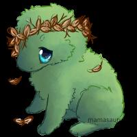 vert leafcrown [p] by mamasaurus