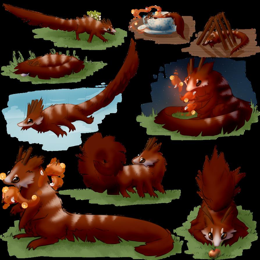 Sail's Tail by mamasaurus