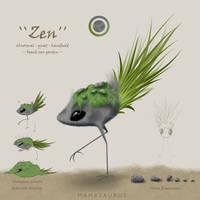 ML for 2330 : Zen! by mamasaurus
