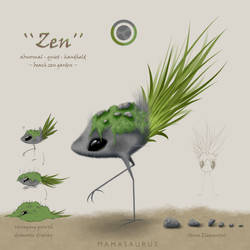 ML for 2330 : Zen! by mamasaurus