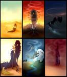 Dunemother's Journey