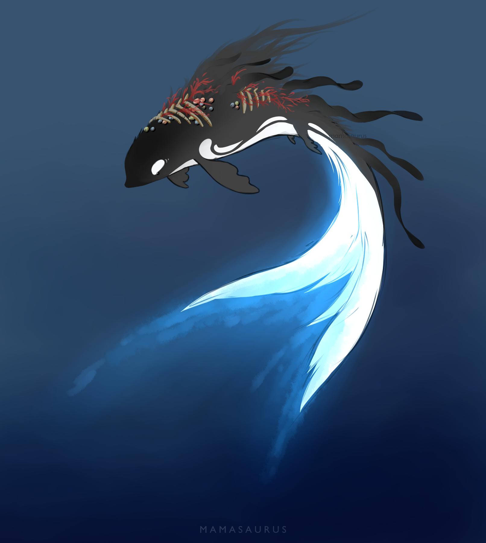 Skoo'nao, Quiet Queen of the Deep
