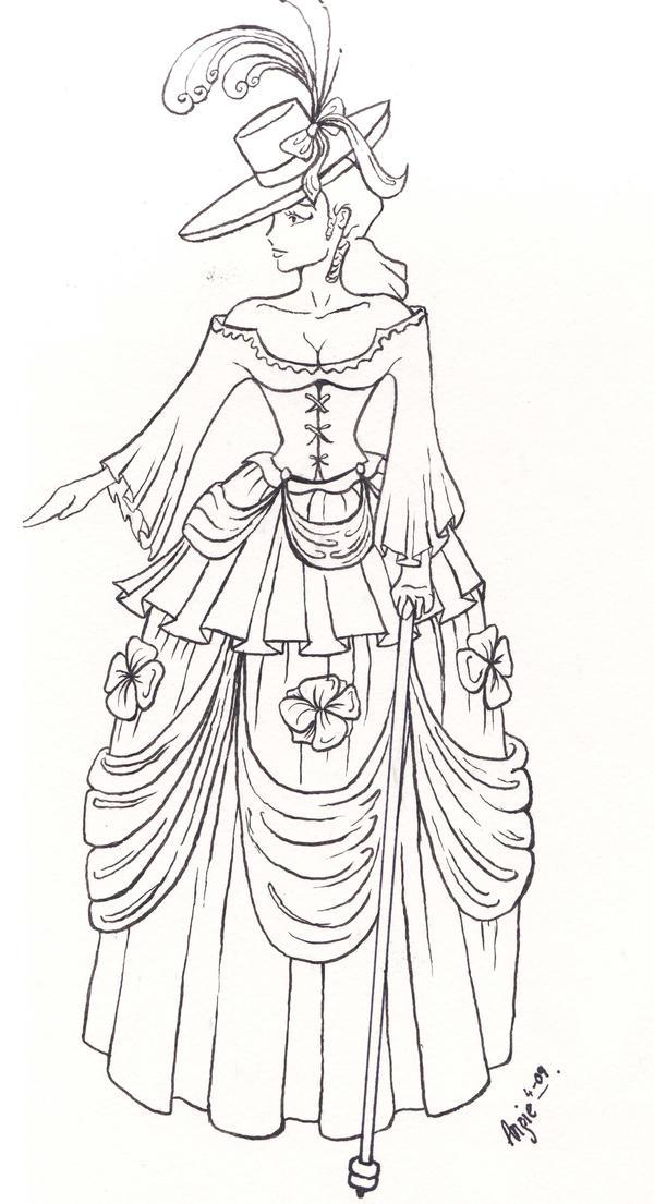 Victorian fashion by blackhorsewhispers on DeviantArt