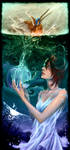 Dreaming by Wolka-Art