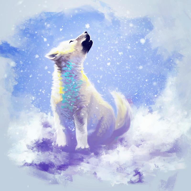 Winter is coming by Wolka-Art