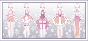 Outfit Adoptable Batch 25 - Closed