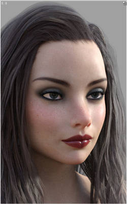 Possible avatar face for Quinn...