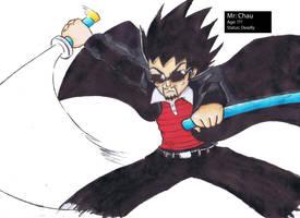 Mr. Chau by ManLaww