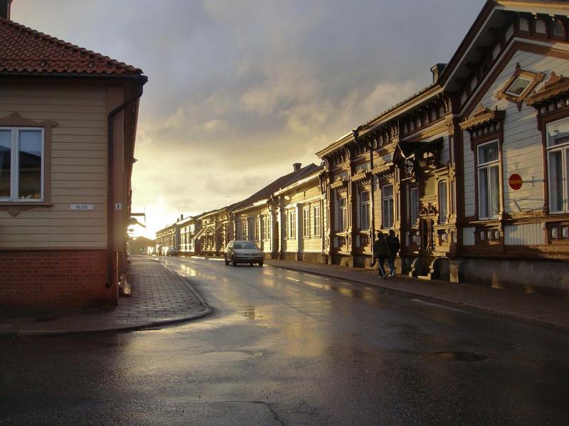 after the rain by BlauBeerKuchen