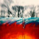winter wonder wall by bluePartout