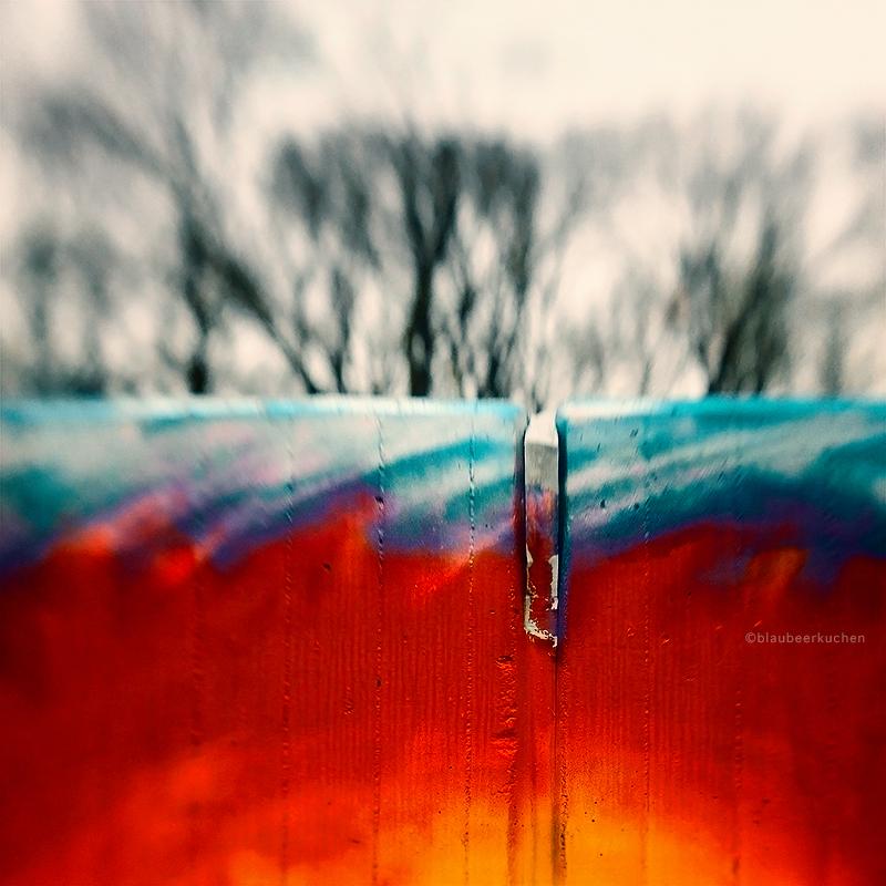 winter wonder wall by BlauBeerKuchen