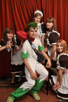 Animecon 2011 - Skymin Trainer