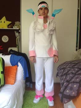 Sylveon Trainer cosplay