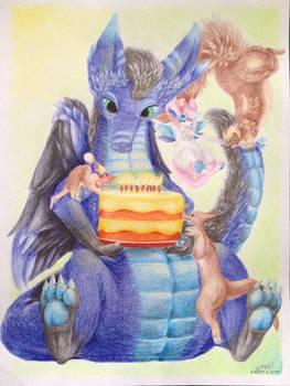 Birthday Gifterino for Rilin