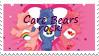 Care Bears Rock Stamp by katamariluv
