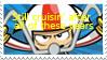 Kick Buttowski Still Cruisin' Stamp