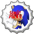 Sonic Rocks Bottlecap by katamariluv