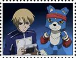 Thomas and Gaomon stamp