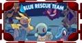 Blue Rescue Team stamp by katamariluv