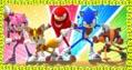 Sonic Boom stamp by katamariluv