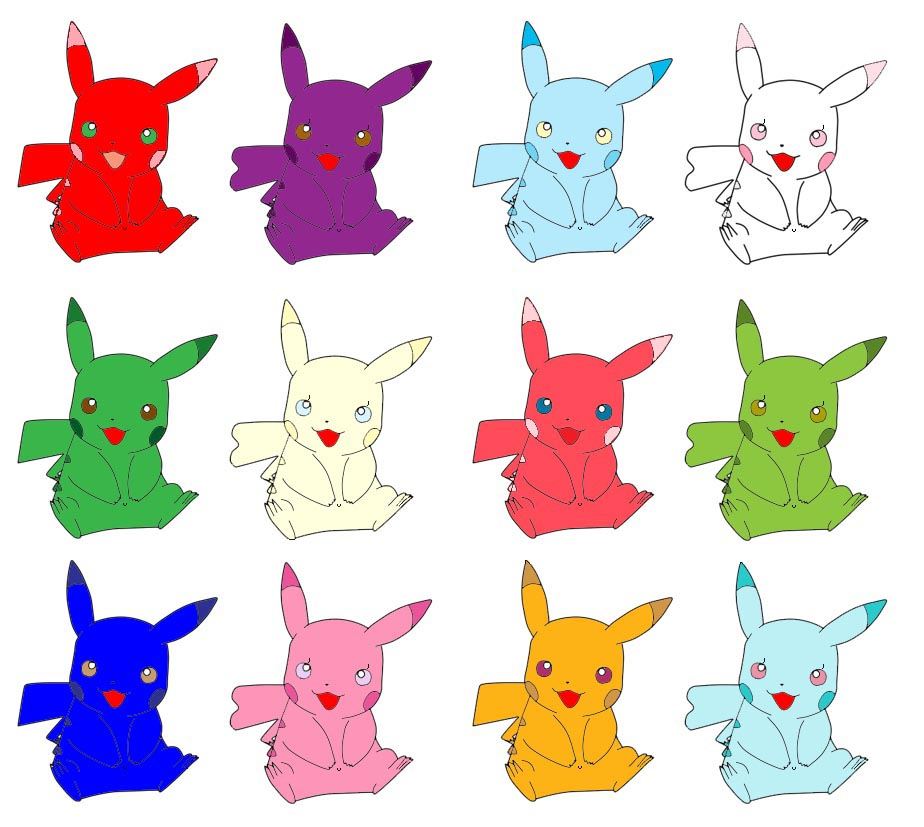 Name Your Price Birth Stone Pikachus(2 8 12 open) by katamariluv ...