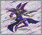 Dark Magician stamp by katamariluv