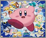 Kirby! Right Back at Ya! stamp by katamariluv