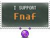 I Support FNAF by katamariluv