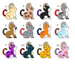 NYP Manticore Cats(9/12 open) by katamariluv