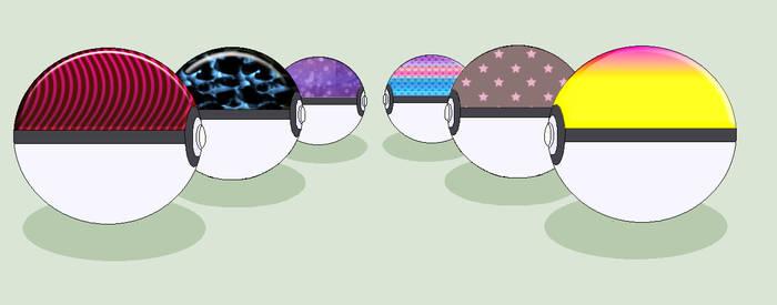 NYP Specialty Pokemon(6/6 open)