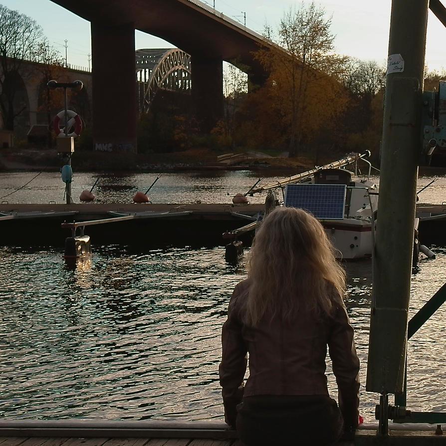 bridge by morgondotter