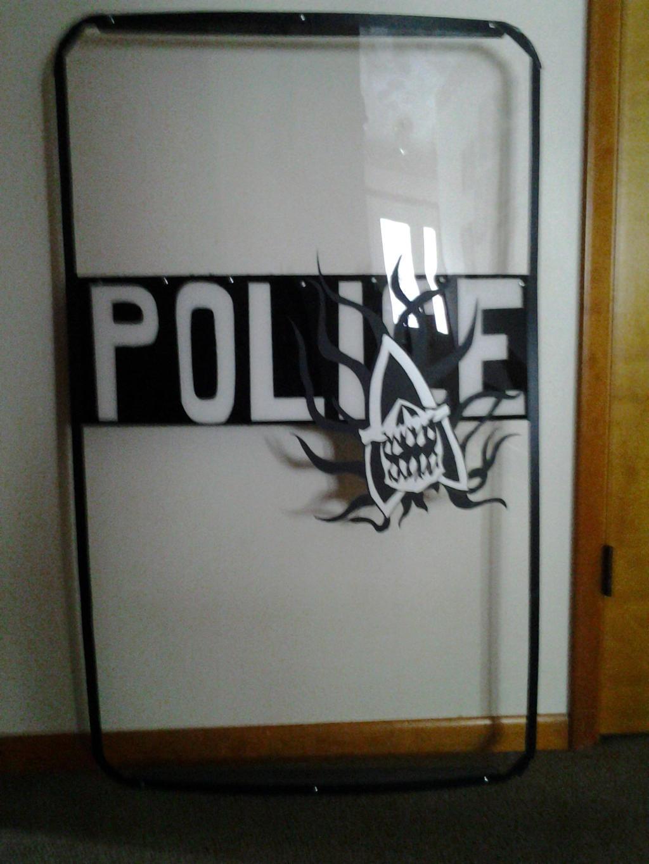 Riot shield by VanishCat