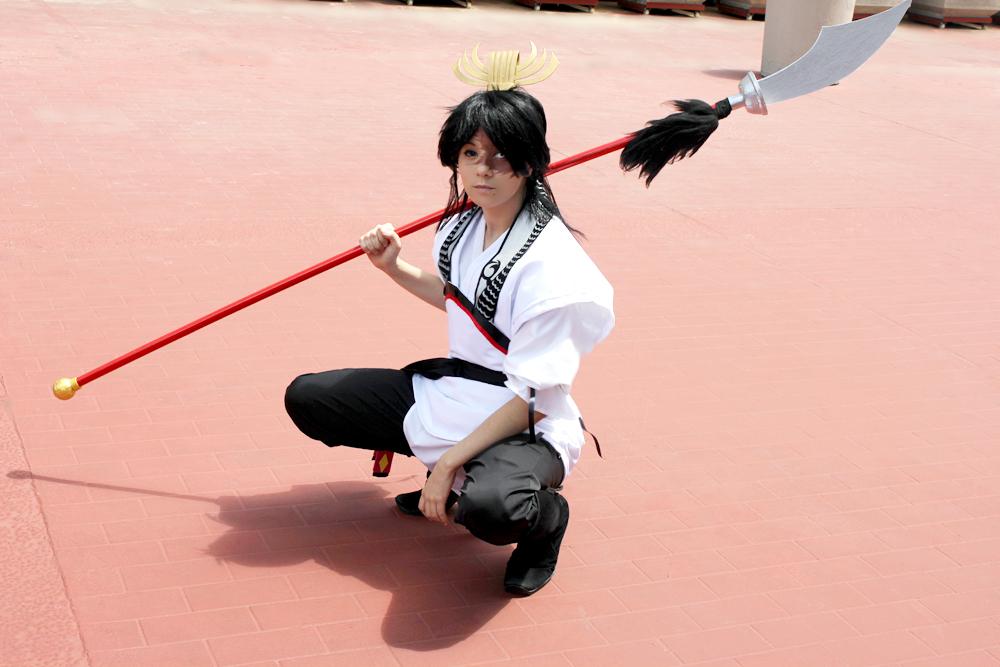 Kou Empire's Young Dragon, Hakuryuu by Yuukicchi