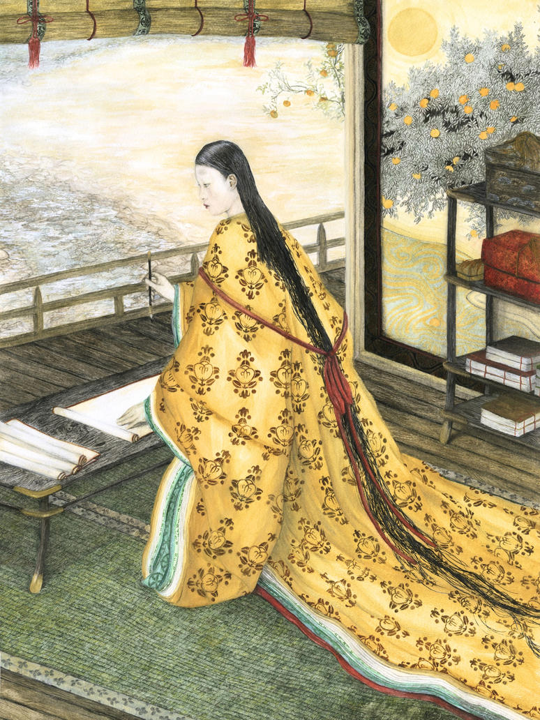 poetrys role in the heian period essay