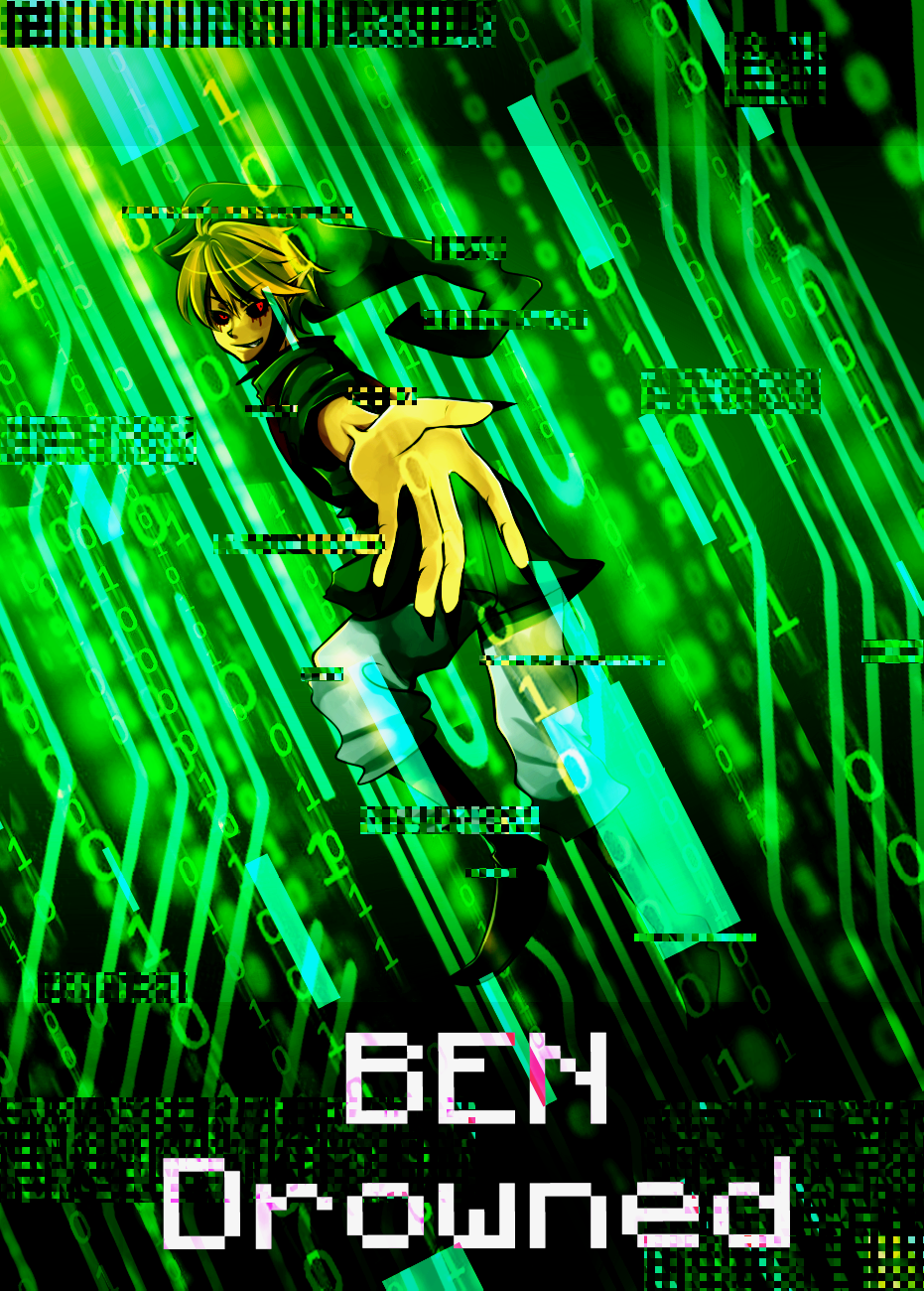 -A Glitchy Cyber Journey- by Ari-chii19