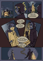 [Reylo Comic Anthology] Hungry creature pg 1 by Coralic