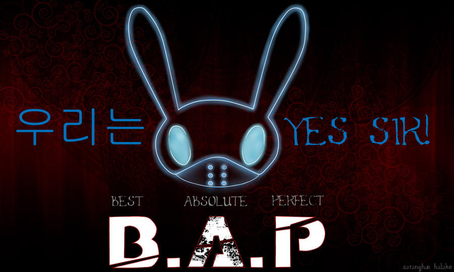 BAP WALLPAPER by Saranghae-Hatake
