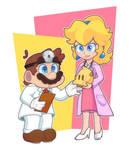 Dr mario fanart