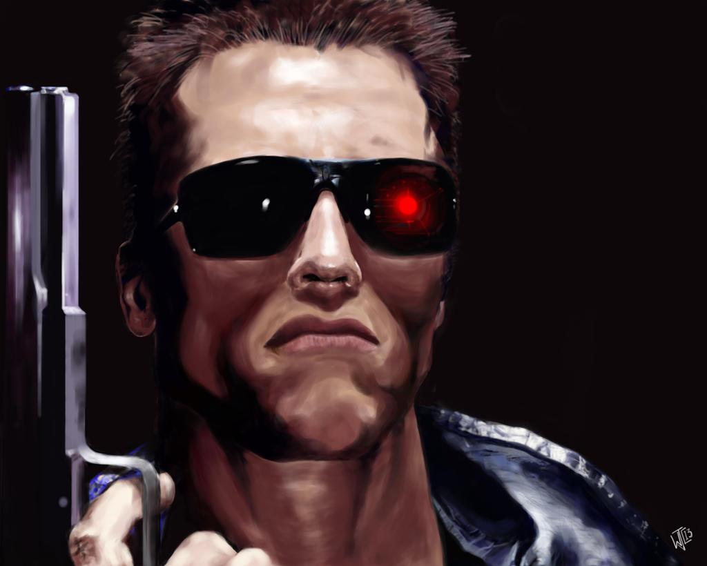 Arnold Schwarzenegger Face Terminator   www.imgkid.com ...