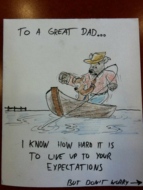Father's Day Card pt. 1 by studio-toledo