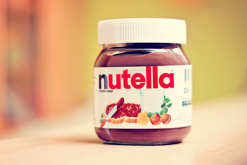 Nutella by nomatterwhy on DeviantArt