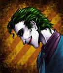 The Joker by DreamingRed