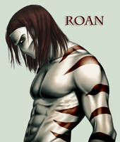 Roan's Torso by DreamingRed