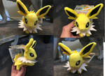 Chicchai Katanori Pokemon Plush: Jolteon