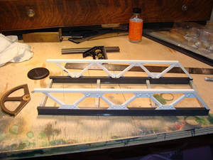Steampunk Drawbridge WIP2